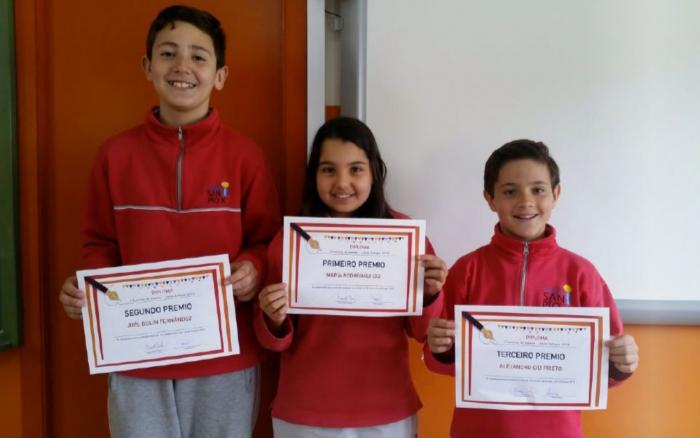 I Edicion do Concurso de Poemas Galegos