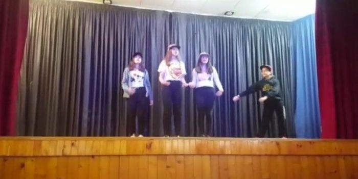Rap de María Victoria Moreno