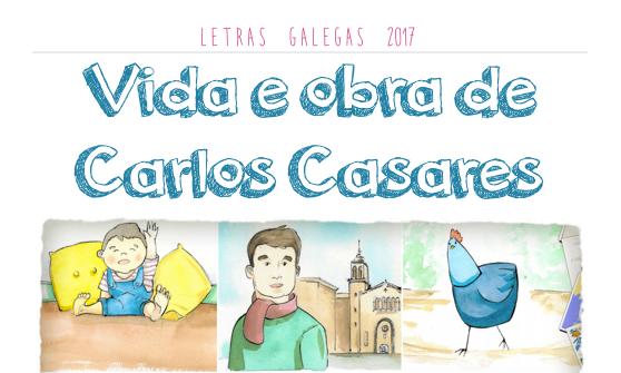 eBook para iPad sobre Carlos Casares