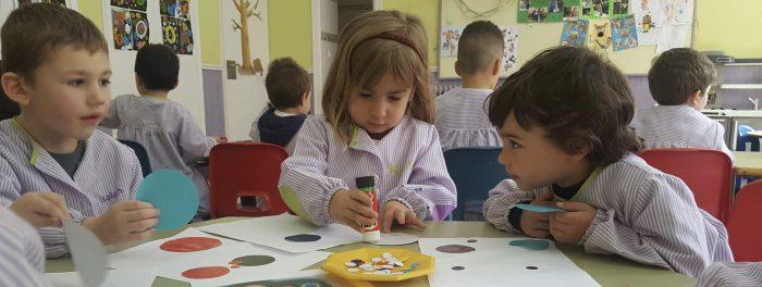 Continuamos a obra de Kandinski