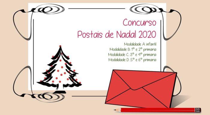Postais de Nadal 2020