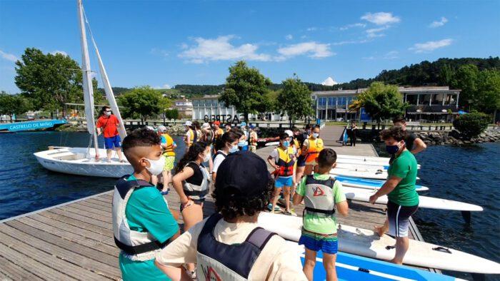 Excursión a Castrelo de Miño (6º de primaria) (2021)